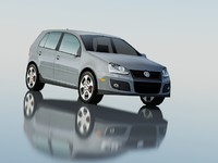 Volkswagen Golf GTI 5-door 2007