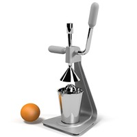 lpress juicer orange 3d max