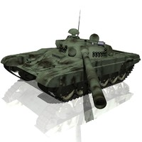 M-84 (T-72) Main Battle Tank