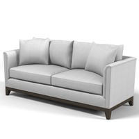 Z Gallerie Pauline Modern Sofa Contemporary traditional designers elegant