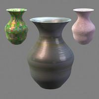 vase boutique 3d model