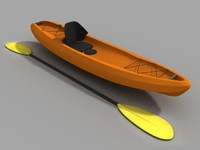Kayak sit on top