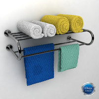 maya bathroom towel