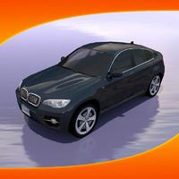 max bmw x6 car