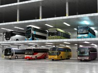 3d 8 buses