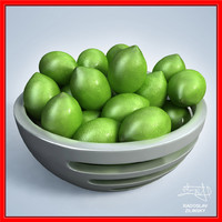 Limes in BOWL - design
