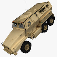 BAE Caiman Armored Vehicle 3
