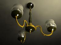 ma light chandelier