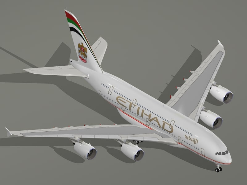 airbus a380 etihad success - photo #7