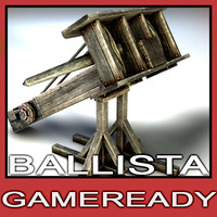 ballista (low poly ingame)