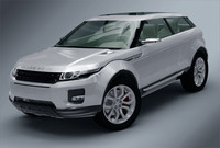 Range Rover Evoque Coupe 2012