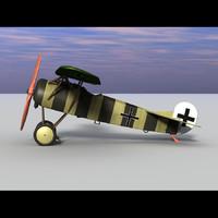 Fokker D.VIII E.V Monoplane