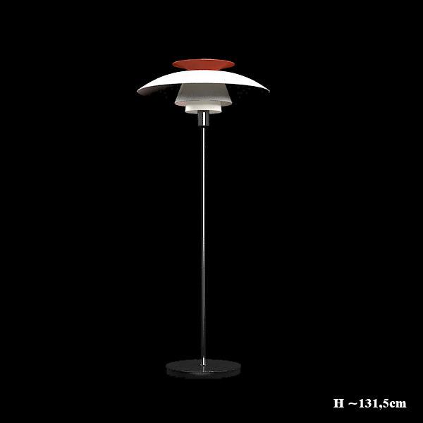 Louis poulsen ph 3d max for Modern floor lamp philippines