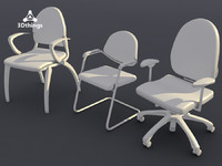 3ds max conference chair dublin -