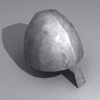 connical helm