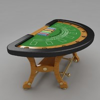 Blackjack Table 4