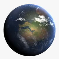 Early Devonian Earth