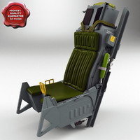F-16 Ejection Seat