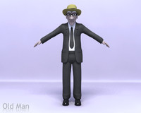 s old man