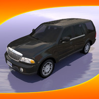 Car Lincoln Navigator