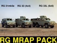 3ds max pack rg