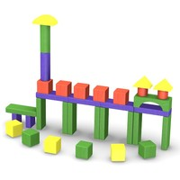 3ds max brick box