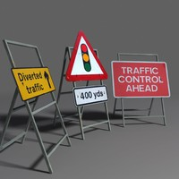 road signs coz110120798 3d ma