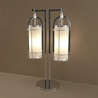 lamp sconce light 3d model
