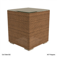 end table 002 3d lwo