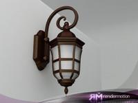 d3 c2 11 lamp: 3d obj