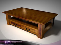 D4.C5.19 Parana Coffee Table/Mesa de centro Parana