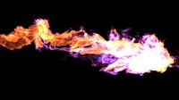 flamethrower fumefx fx 3d max
