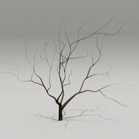 free 3ds model bare tree