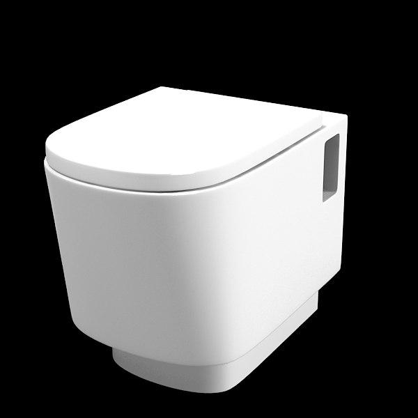 Antonio lupi wc 3d model - Wc model ...
