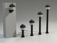 Brilux Viato Garden Lights set