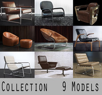Loungechair Collection