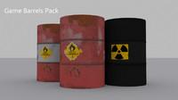 barrels pack max