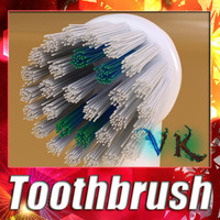ToothBrush - High Detailed.