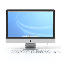 iMac 27 + Mouse & Keyboard