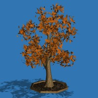 3ds ash tree plants pl