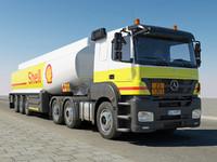 maya truck trailer
