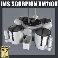 Textron Defense Systems  - IMS Scorpion XM1100