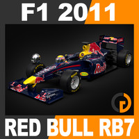 F1 2011 Red Bull RB7 - Red Bull Racing
