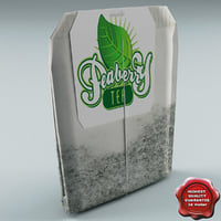 Tea Bag Peaberry