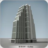 c4d definition building