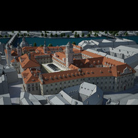 czech national library 3d max