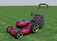 max lawn mower
