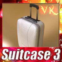 3d suitcase 03 - model