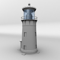 Lighthouse-Untextured