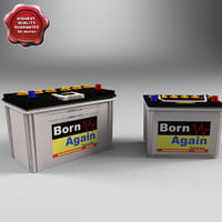 Car Battery Born